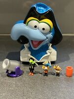 """Muppets Bluebird Polly Pocket Type """"Gonzo In Hot Water"""" 1997"""