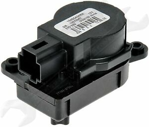 APDTY 135018 Air Door Actuator - Temp Fits Select 1997-2008 Nissan / Infiniti