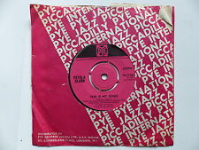 PETULA CLARK This is my song / the show is over 7N 17258