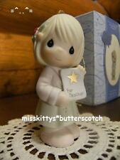 Precious Moments~Ornament~720009~T eacher You Are My Shining Star~Girl Holding