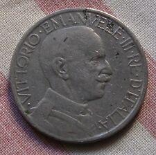Buono da 2 Lire Vittorio Emanuele III - Nichelio -1924 Roma R - nr. 531