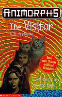 Animorphs: The Visitor, Applegate, Katherine, Very Good Book