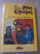 HAL FOSTERS  PRINZ EISENHERZ  und sein freund boltar   HARD COVER