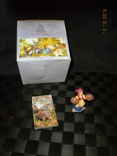 "Schmid Hidden Kingdom Kingdom Of Notch Figurine ""Bellgonia"" New In Box"