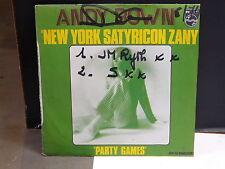 ANDY BOWN New York satyricon zany 6078110 ( STATUS QUO )