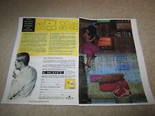 Scott 1961 4 pg Ad, 340,370,222c,S-3,350b,Lt- 110, Info
