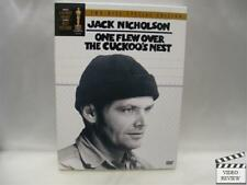 One Flew Over the Cuckoo's Nest *DVD *2002  *Two Disc*