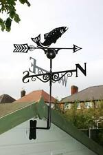 Weathervane Fish by Poppy Forge