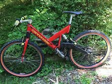 Cannondale Super V 700 Downhill full suspension Mountain Bike