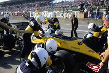 Alain Prost Renault RE40 European Grand Prix 1983 Photograph