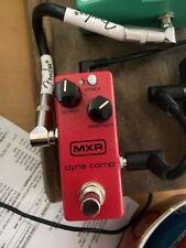 Dunlop MXR Dyna Comp Mini Effects Pedal