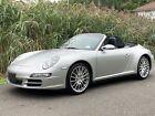 2006 Porsche 911 Carrera 4 2006 Porsche 911 Carrera 4 69,070 Miles, 69,070 Miles Arctic Silver Metallic Con
