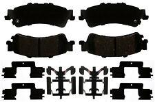 Disc Brake Pad Set fits 1994-2007 GMC Sierra 1500 Safari Yukon  ACDELCO PROFESSI