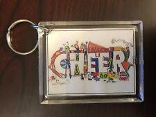 Cheerleading Keychain with Cheer (5)