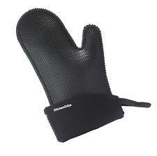 """Kitchen Grips """"FLXaPrene"""" Wide Glove, Black, 28/36.5 cm"""