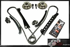 NEW COMPLETE TIMING CHAIN KIT with VVT SPROCKETS FITS FORD EXPEDITION 05-08 5.4L