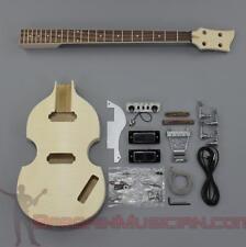Bargain Musician - BK-006 - DIY Unfinished Project Luthier BASS Guitar Kit