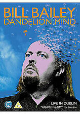 Bill Bailey Live: Dandelion Mind DVD - Universal Pictures UK - New - DVD