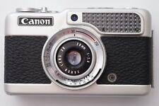 Canon Demi Half Frame 35mm Camera  28mm f2.8 lens vintage compact