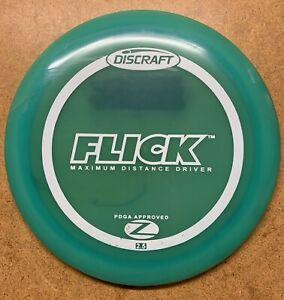 Discraft Flick Overstable OOP Rare