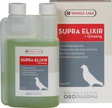 Oropharma Supra Elixir + Ginseng 250ml