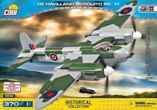 COBI De Havilland Mosquito MkVI/ 5542 /370 blocks WWII British bomber Small Army