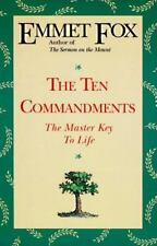 The Ten Commandments a Christian paperback book by Emmet Fox FREE SHIPPING  10