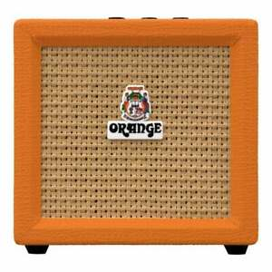 Orange Crush Mini, 3-Watt Micro Amplifier w/ Tuner