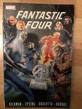 FANTASTIC FOUR vol 4 marvel paperback tpb graphic novel oop JONATHAN HICKMAN