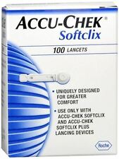ACCU-CHEK Accu-Check Softclix Lancets 100 Each (Pack of 2)