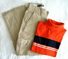 Boys' GAP KIDS Winter Clothes 2 Pieces Pants Shirt Size 10 EUC