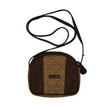 Guess Handbag Crossbody Purse Jacquard Mini Xbody G Logo Rana Sc487969