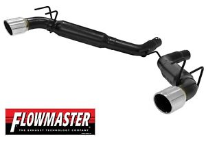 Flowmaster 817504 Outlaw Axle Back Exhaust System 2010-2013 Camaro SS 6.2L