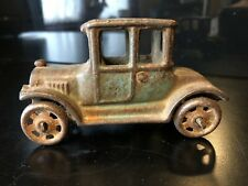 Antique Cast Iron Model T Ford