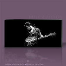 Alex Turner Guitarra leyendas imagen icónica lona Impresión Arte Pop Art Williams