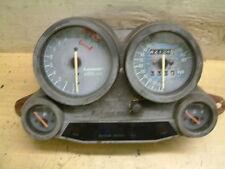 KAWASAKI zx-10 zx10b Tomcat e Reg 1987 cuadro de instrumentos relojes #2 42k