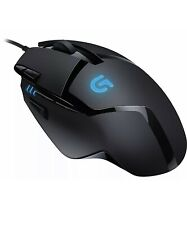 Blue Wired Computer Gaming Mice for sale | eBay