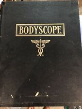 Vintage Volvelle Anatomy Chart 1948 Male & Female Bodyscope by Ralph H. Segal