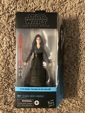 STAR WARS BLACK SERIES RISE OF SKYWALKER REY (DARK SIDE VISION) Figure Sith New