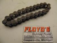 John Deere GT242 GT262 Tuff Torq Transaxle 24 Link Roller Chain NLA M802423