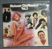 VARIOUS - Motown Chartbusters Vol. 5 (1971) Vinyl LP (STML 11181) Funk Soul