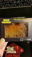 Space Invaders Mini Alien Orange Vinyl Figure Loot Crate Exclusive NIB