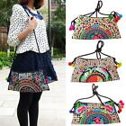 Ethnic Embroidered bags small shoulder messenger bag cross-body women clutch bag