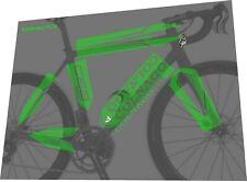 Marco Marastoni Licinio Reggio Emilia decal adesivi bici  Set