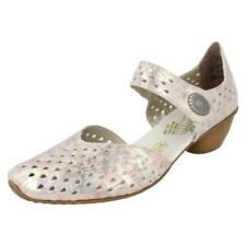 Rieker Leather Mary Janes Heels for Women