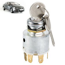 12V Universal Car Ignition Key Switch 2 Keys Starter For MotorBike /Cycle / Boat