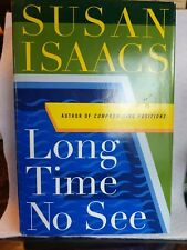 Long Time No See by Susan Isaacs (Hardcover)