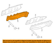 FORD OEM-Exhaust Manifold BL3Z9430B