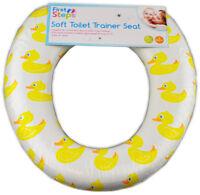 Padded toilet seat Children Kids Infants Toddler Soft Trainer 2 years +