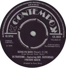 "R&B/Soul Funk 45RPM Speed 1970s Pop 7"" Singles"